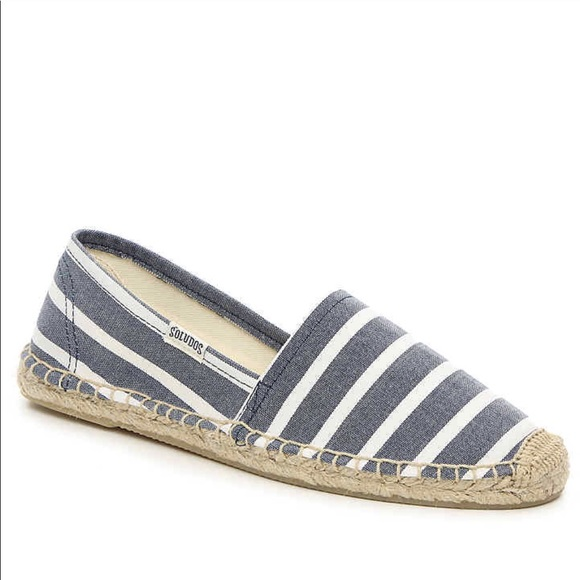 Soludos Shoes | Soludos Navy And White